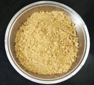 Besan Ladoo - Recipes by Varsha Baikar